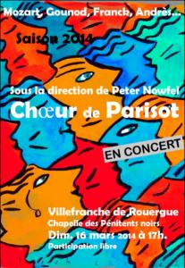 Concert à Villefranche De Rouergue